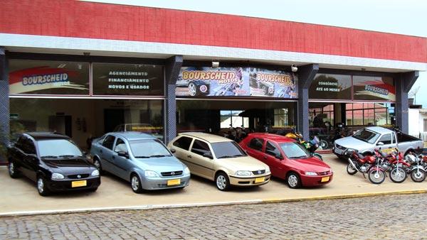 BOURSCHEID CARROS E MOTOS