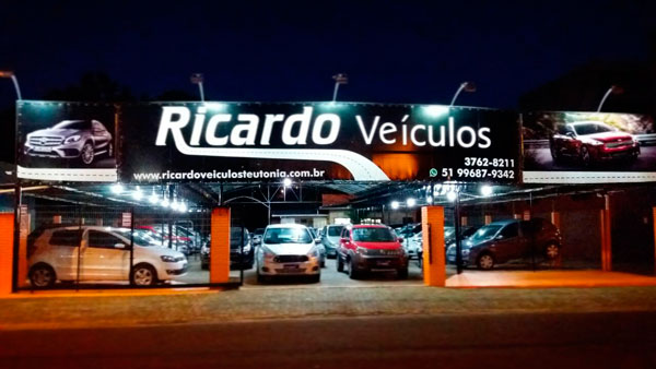 RICARDO VEÍCULOS